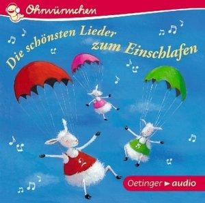 Die schönsten Lieder zum Einschlafen (CD)