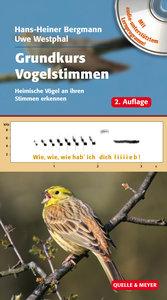 Grundkurs Vogelstimmen