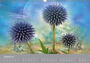 Floral (Wandkalender 2016 DIN A3 quer)