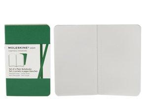 Moleskine Plain Volant Extrasmall Emerald Green Cover