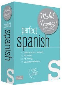 Perfect Spanish with the Michel Thomas Method/CD