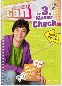 Checker-Can. Der 3. Klasse-Check Mathe & Deutsch