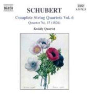 Streichquartette Vol.6
