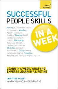 Harvey: Successful People Skills in a Week: Teach Yourself