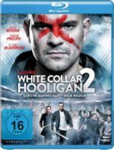 White Collar Hooligan 2-Blu-ray Disc