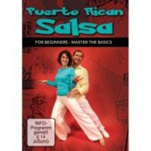 Puerto Rican Salsa for beginners