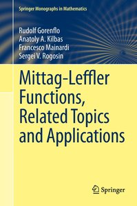 Mittag-Leffler Functions