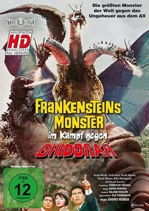 Frankensteins Monster-Im Kampf gegen Ghidorah