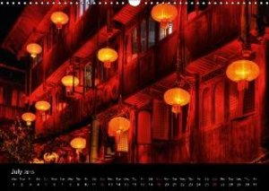 Magical China and Hong Kong (Wall Calendar 2015 DIN A3 Landscape