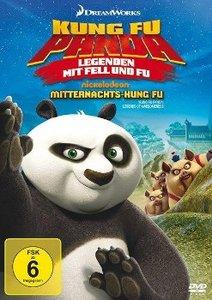 Kung Fu Panda - Legenden mit Fell und Fu - Mitternachts-Kung Fu