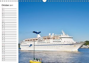 Traumschiffe kieken (Wandkalender 2017 DIN A3 quer)