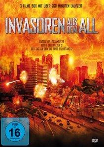 Invasoren Aus Dem All-Battle Of L.A./+