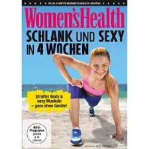 Womens Health - Schlank und Sexy in 4 Wochen