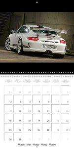 Porsche 911 GT3 RS 4.0 (Wall Calendar 2015 300 × 300 mm Square)
