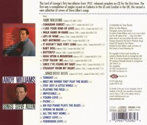 Andy Williams/Sings Steve Allen