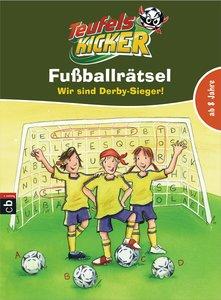 Teufelskicker-Fußballrätselblock/Derby