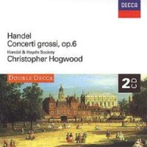 Concerti Grossi op.6 Nr.1-12