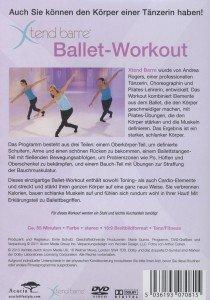 Ballett Tanz Workout