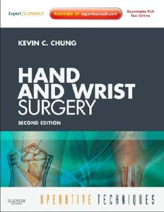 Operative Techniques: Hand and Wrist Surgery