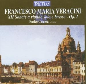 12 Violinsonaten op.1 Vol.1