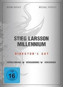 Stieg Larsson Millennium Trilogie - Directors Cut
