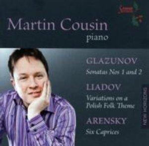 Martin Cousin,Klavier