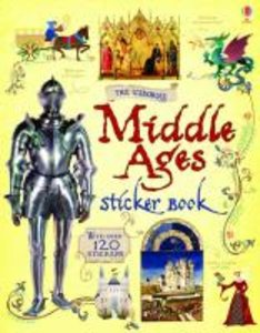 The Middle Ages Sticker Book