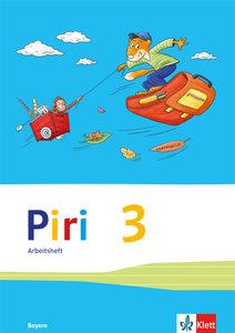 Piri Das Sprach-Lese-Buch 3. Schuljahr. Arbeitsheft in Vereinfac