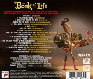 Manolo und das Buch des Lebens/OST