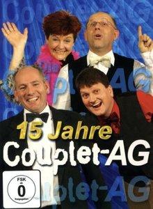 15 Jahre Couplet-AG