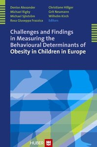Challenges and Findings in Measuring the Behavioural Determinant