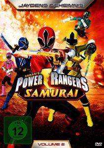 Power Rangers Samurai-Jaydens Geheimnis (Vol.2)
