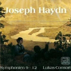 Joseph Haydn-Sinfonien 9-12