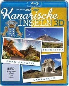 Kanarische Inseln 3D-Natur pur