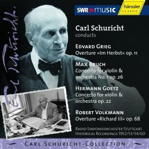 Grieg/Bruch/Goetz/Volkmann