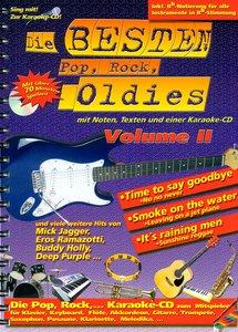 Die besten Pop, Rock Oldies Vol. II
