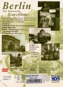 BERLIN-vier hist.Kurzfilme
