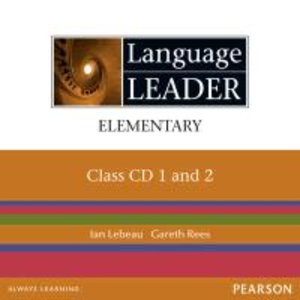 Language Leader Elementary Class. CD