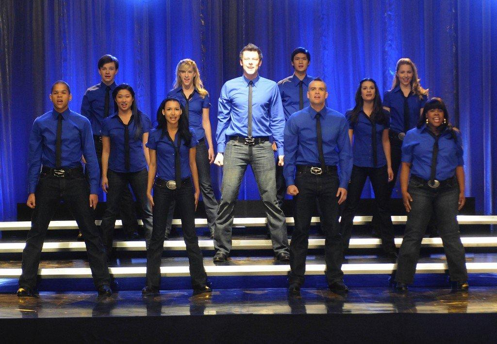 Glee - zum Schließen ins Bild klicken