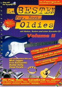 Die besten Pop, Rock Oldies Vol. II