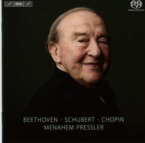 Menahem Pressler,Klavier