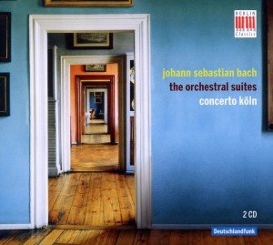 The Orchestral Suites-BWV 1066-1069