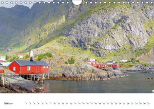 Grenzenlos - Farben-Reise durch Skandinavien