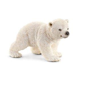 Schleich 14708 - Eisbärjunges laufend