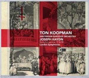 London Sinfonien-Sinfonien 97 & 98