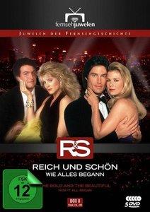Reich und Schön - Box 8: Wie alles begann (Folge 176-200)
