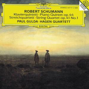 Klavierquintett op.44/Streichquartett 1