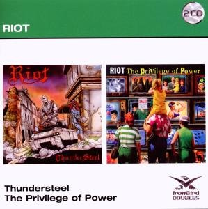 Thunder Steel/The Privilege Of Power (2CD)