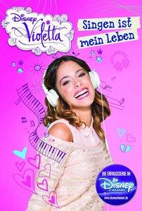 Disney Violetta - Singen ist mein Leben