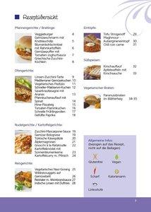 Vegetarische Mittagsgerichte